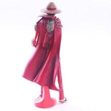 Une pièce Luffy 20th anniversaire Ver. Figurine en PVC rouge cape le roi ultime Luffy Sanji Zoro OP à collectionner modèle 25cm