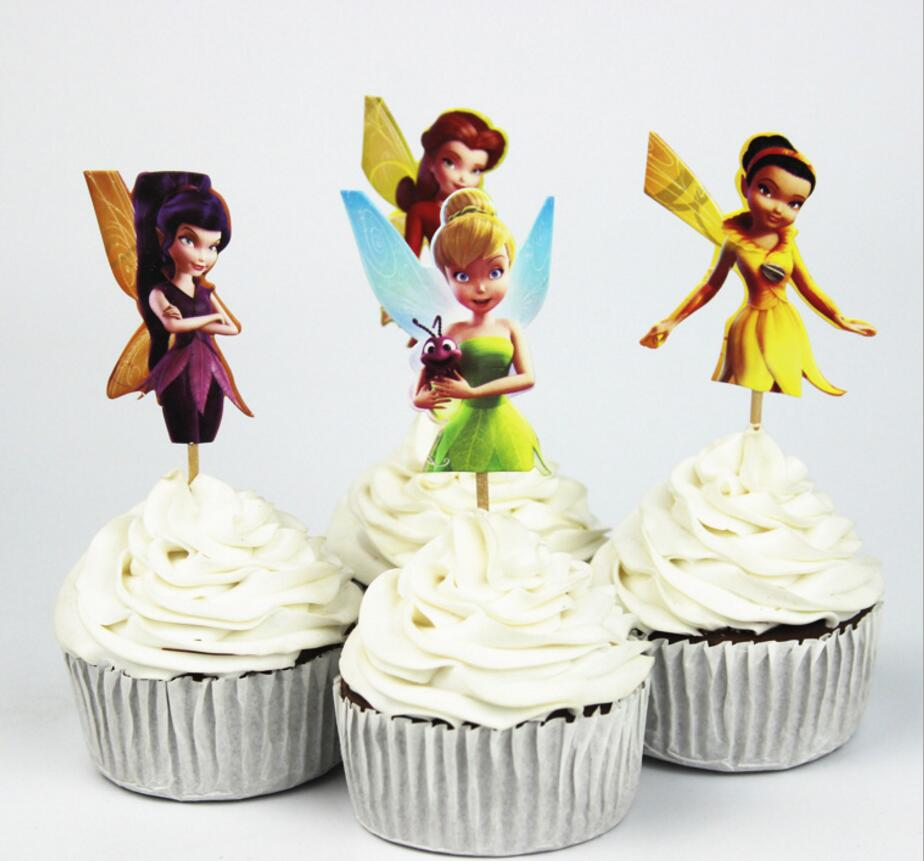 Buy tinkerbell topper cake and get free shipping on AliExpress.com