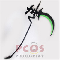 Seraph of the end Guren Ichinose s subordinate Hiiragi Shinoa Cosplay Ghost weapons scythe the head of Five Team mp002786