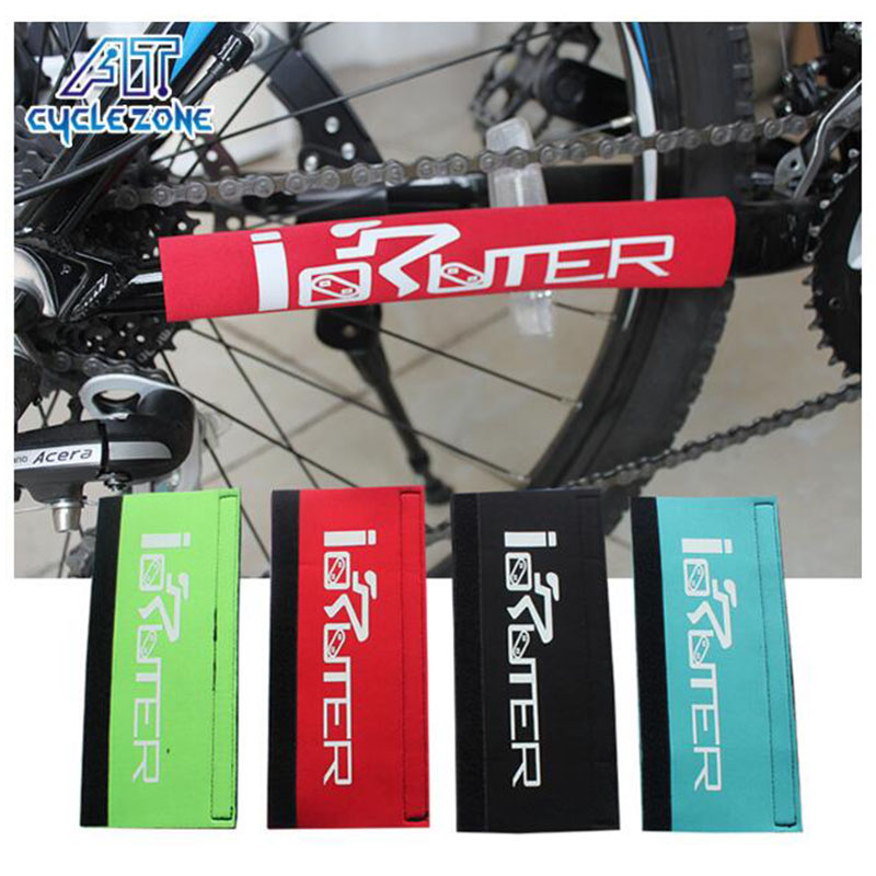 CYCLE ZONE New Bicycle Frame Chain Stay Posted Protector Care Cover Guard Durable soft high quality Bike accessories