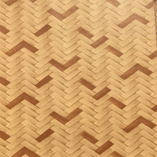 beibehang New Chinese 3D stereo simulation bamboo bamboo mat personalized restaurant restaurant hotel ceiling wallpaper