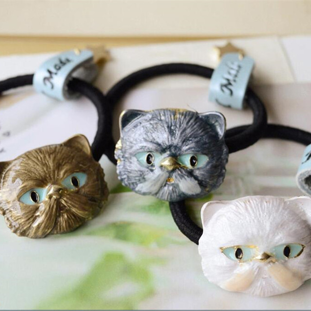 Cute Cat Fox Rabbit Hairband Hair Accessary Gift 4