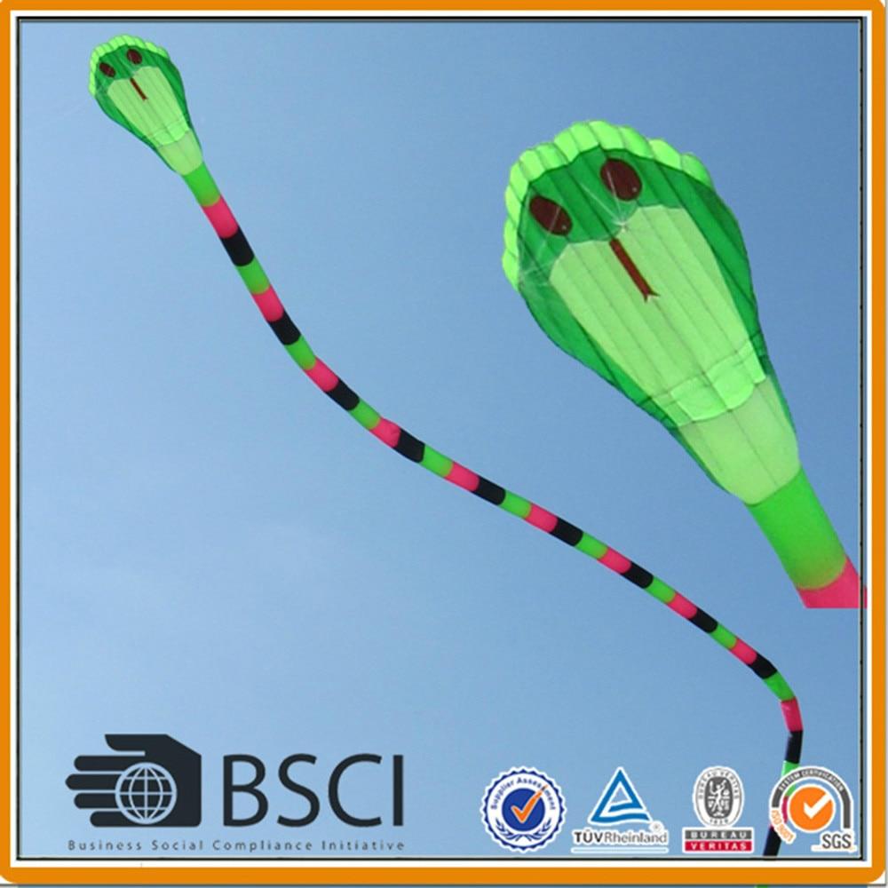 4000cm Dual line Snake kite from Weifang Kaixuan Kite factory