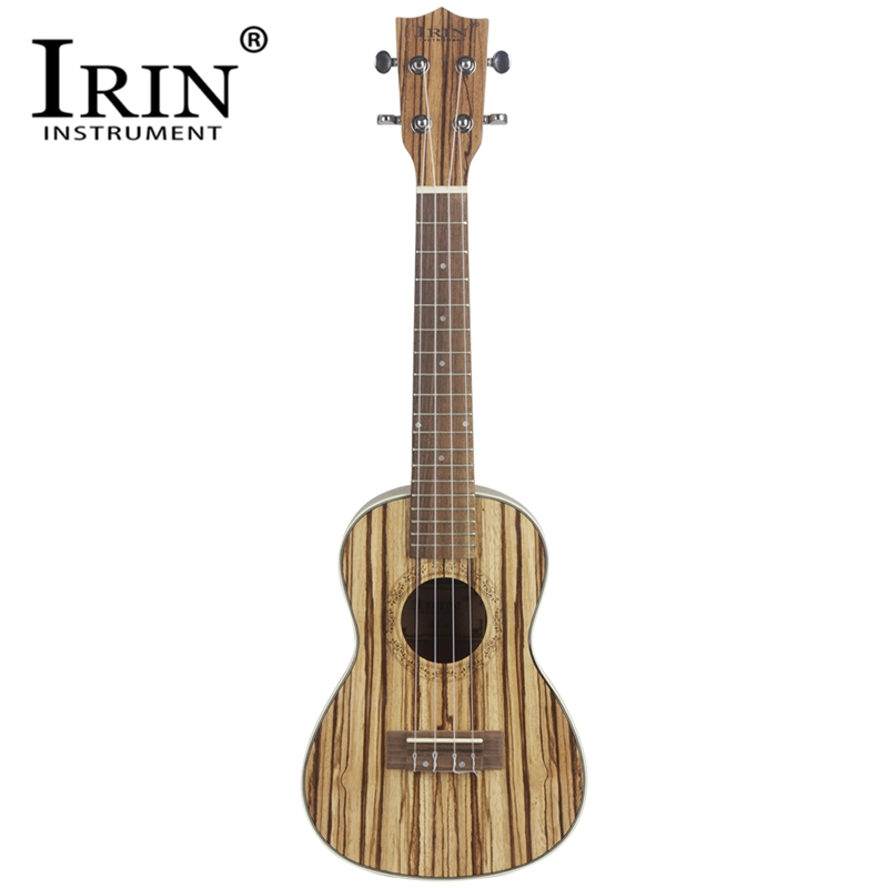 IRIN Concert Ukulele 21/24/26 Inch 4 Strings Hawaiian Mini Guitar Acoustic Guitar Ukelele For Musical Stringed Instrument