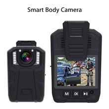 Blueskysea HD 1080P Police Body Worn Video Audio Recorder Camera DVR Ambarella A7 Recording Gapless Motion Detection 64GB