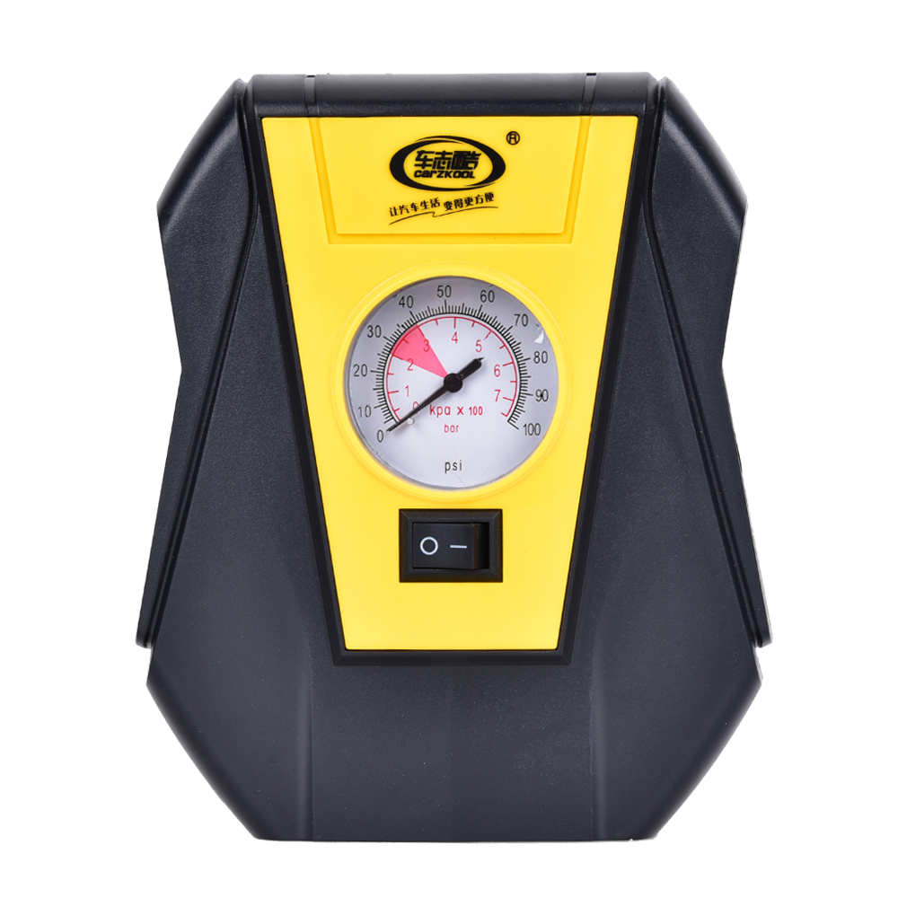 Universal Auto Car Accessories Tire Inflator Air Compressor Multi-Purpose Tire Pump Can Inflate Various Tires For Car Bike Truck