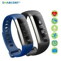R5MAX Smart Fitness Bracelet Watch Intelligent 50 Word Information Display Blood Pressure Heart Rate Monitor Blood