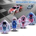 Super Mini 4CH RC Coque Controle Do Carro RC Deriva Carro De Impressão de Poker Gift Toy educacionais Para Crianças