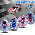 Super Mini Poker Printing Car 4CH RC Control Coke Car RC Drift educational Toy Gift For Kids