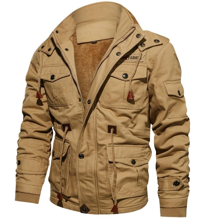 HTB1cBZoUhTpK1RjSZFKq6y2wXXaJ Mountainskin Men's Winter Fleece Jackets Warm Hooded Coat Thermal Thick Outerwear Male Military Jacket Mens Brand Clothing SA600