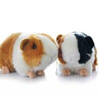 Small Stuffed Plush Simulation Animal Doll Toys Guinea Pig Bonecas Birthday Gift Schattige Knuffel Gift For Baby Girl 50G0449