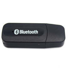 3.5mm Jack USB Wireless Bluetooth Music Audio Receiver Dongle Adapter for Aux Car PC for Iphone for Samsung IOS/Android Phone