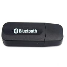 3.5 мм разъем USB беспроводной bluetooth музыку аудио приемник адаптер ключ для Aux автомобиль ПК для Iphone для Samsung IOS /Android телефон