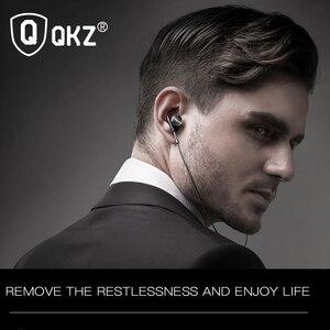 Image 2 - หูฟังหูฟัง QKZ DM10 CNC HiFi หูฟังชนิดใส่ในหู fone de ouvido โลหะ DJ MP3 ชุดหูฟัง auriculares audifonos