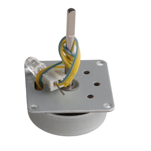 Mini Micro Small 3-phase Turbines Hand Alternator Generator 3V-24V 12W New T12 Drop ship