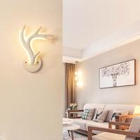 Ceative moderno levou Lâmpada de Parede para sala de estar quarto lustre de iluminação led luzes de parede Do Corredor de cabeceira Sconce luz Casa Dero|Luminárias de parede| |  -