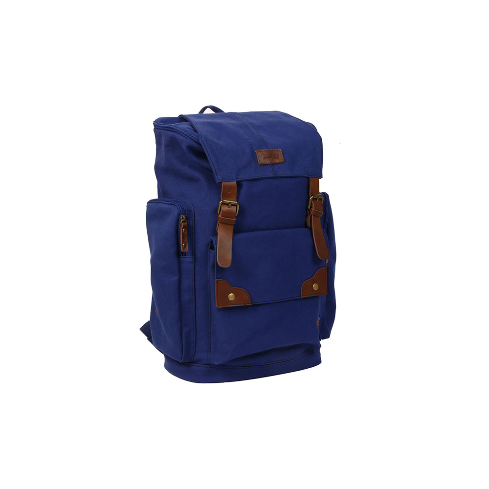 931ade075 Discovery ADVENTURES Canvas Backpack Rucksack Travel Bag Vintage Camping  School Laptop Book Satchel Free Shipping-in Climbing Bags from Sports ...