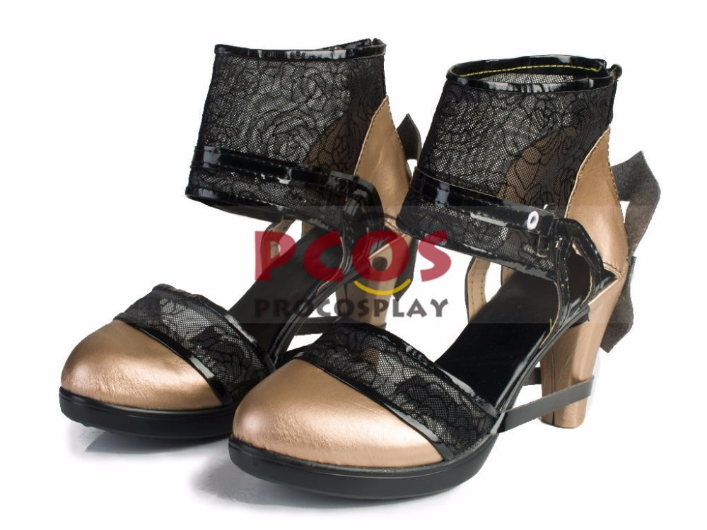 Kingsglaive Final Fantasy XV Lunafreya Nox Fleuret game Cosplay Shoes mp003690