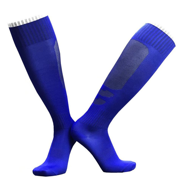 new product ea2a3 01ea7 Adult Child Sports Socks Men Women Football Socks Boys Girls Soccer Sock  Kids Youth Long Stockings