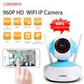 Loosafe 960 p câmera ip wifi cam sistema de vigilância da segurança home indoor onvif p2p câmera ptz de vigilância vídeo remoto do telefone