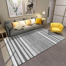 American Nordic Geometric Carpets For Living Room Home Bedroom Rugs Kids Room/Study/Dinning Area Rug Play Mat