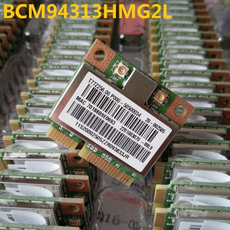 BCM4313HMGB BCM4313 WiFi 1x1 BGN Adapter Card For Lenovo z370 g480 g580 g780 Y470 Y570 y480 y580 Series ,FRU 20002505 цены