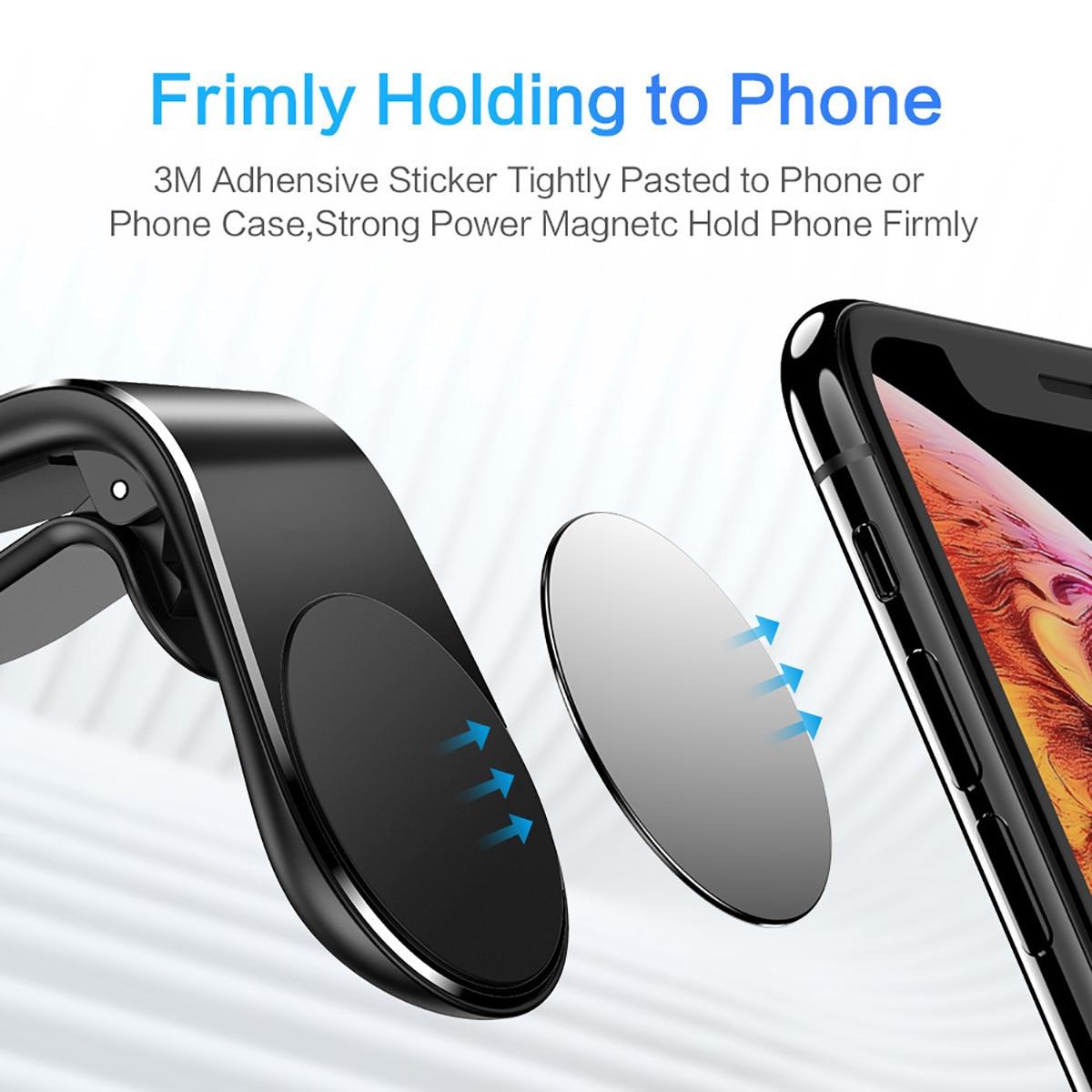HTB1cBcUX21G3KVjSZFkq6yK4XXa2 - Minimalist Magnetic Car Phone Holder