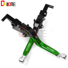 For Honda NC700 S NC700S 2012-2013 Motorcycle Accessories CNC Folding Extendable Brake Clutch Levers