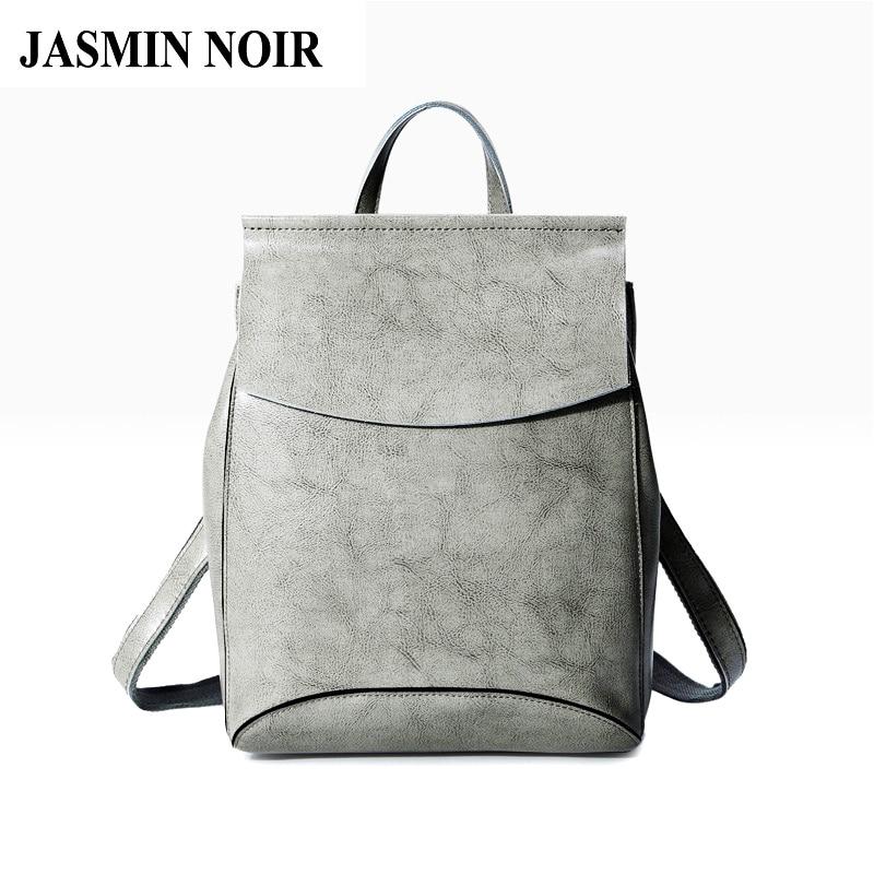 621a067a652a Купить Модный женский рюкзак из натуральной кожи высокого качества  Повседневный Рюкзак Дорожная сумка из натуральной коровьей кожи  дизайнерская .