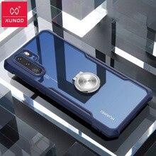 Huawei P30 durumda XUNDD 360 tam koruyucu kapak kılıf için Huawei P30 Pro hava yastığı darbeye şeffaf kılıf fundas