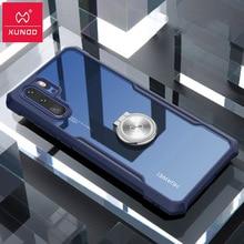 Per Huawei P30 Caso XUNDD 360 Completo di Protezione Della Copertura di Caso per Huawei P30 Pro con Airbag Antiurto Trasparente Caso fundas