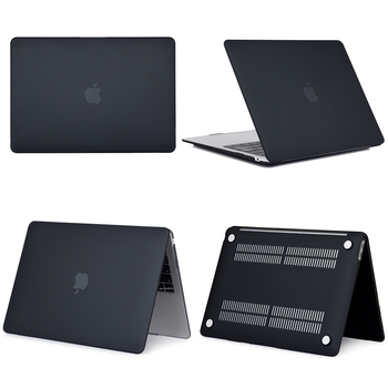 Black Hard Case For Macbook Air & Pro 7
