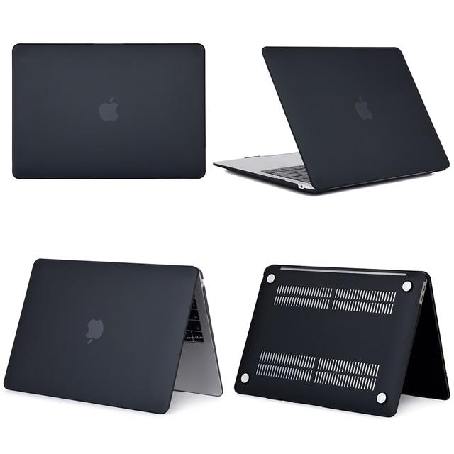 Black Hard Case For Macbook Air & Pro 7