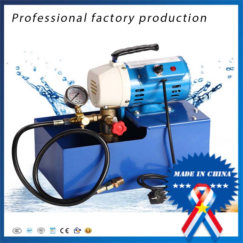 180L H 25KG 2 5Mpa Testing Equipment Hydraulic Piston Testing Pump