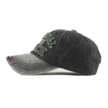 Casual Fitted Baseball Cap