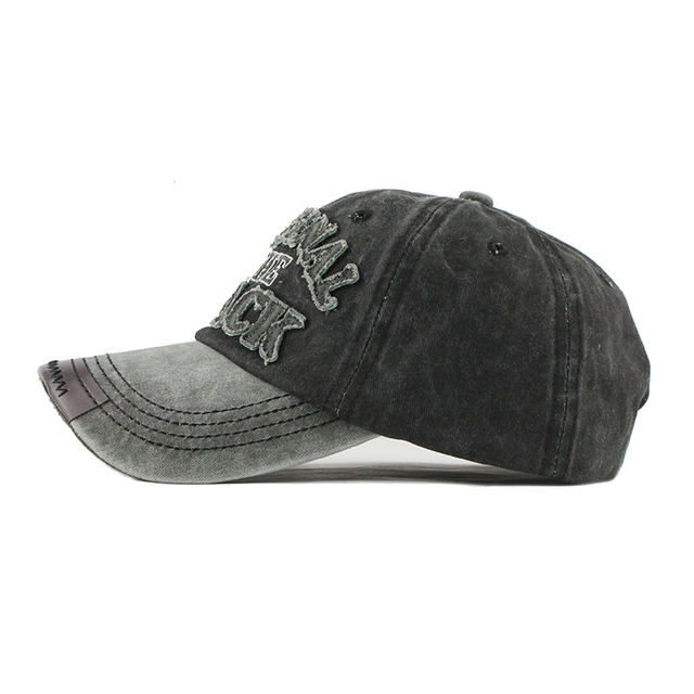 Washed Baseball Cap Fitted