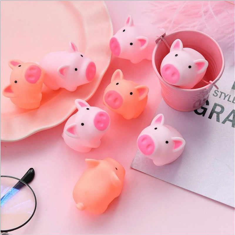 1 Pcs Animal Bonito Mindinho Selos Brinquedo Do Banho Do Bebê Para Crianças Som Squeeze Dabbling Brinquedos Crianças Palhaço Peixe Banheiro Pitada spray de Brinquedo