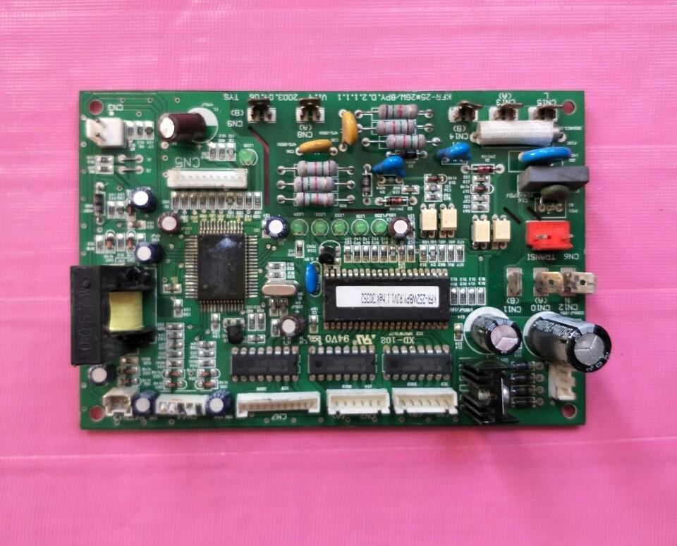 KFR-25*25GW/BPY.D.2.1.1.1 Good Working Tested