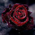 Diamond embroidery 5D flower diamond cross stitch crystal sets unfinished decorative diy diamond painting rose 30cm*30cm