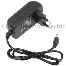 Cargador de fuente de alimentación ac dc 12V 2A Adaptador convertidor de fuente de alimentación conmutada AC 100 240V a CC para tira LED 3528 5050, 1 unidad