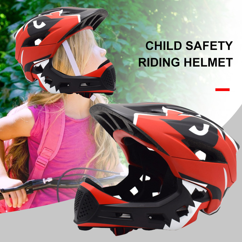 Beautiful Children's Helmet Children Cycling Helmet Safety Helmet Cycling Crashworthy Comfortable Sports Anti-vibration Traveling