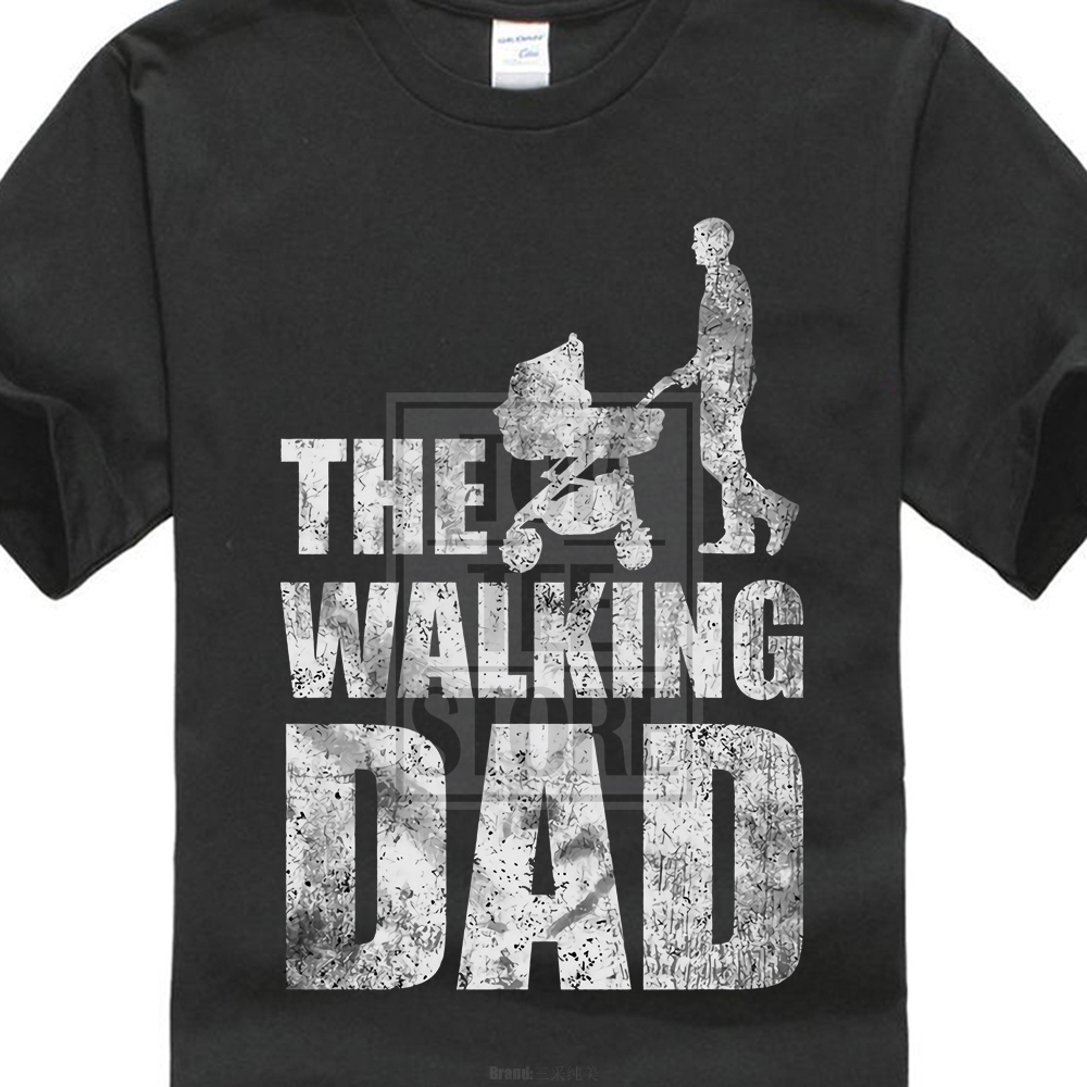 Daddy Shark Doo Doo T-Shirt Funny Gift Dad Tee For Fathers Day From Son Daughter