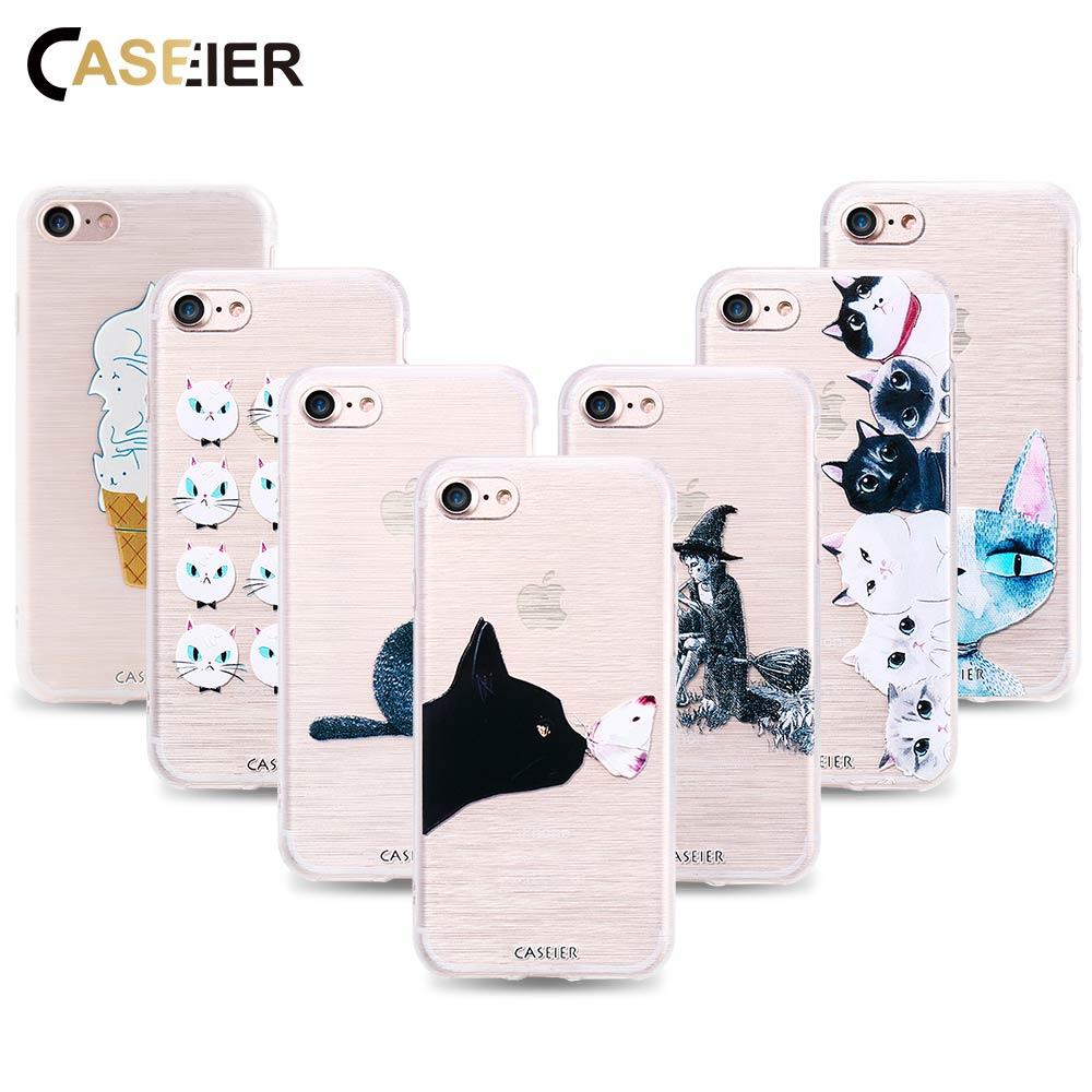 iphone 7 custodia cat