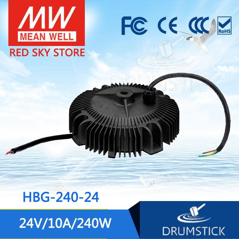 Здесь продается  MEAN WELL HBG-240-24 24V 10A meanwell HBG-240 24V 240W Single Output LED Driver Power Supply  Электротехническое оборудование и материалы