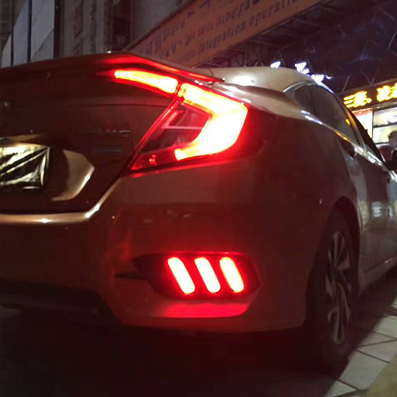 Aliexpress.com : Buy Car Flashing 12V Led Rear Driving