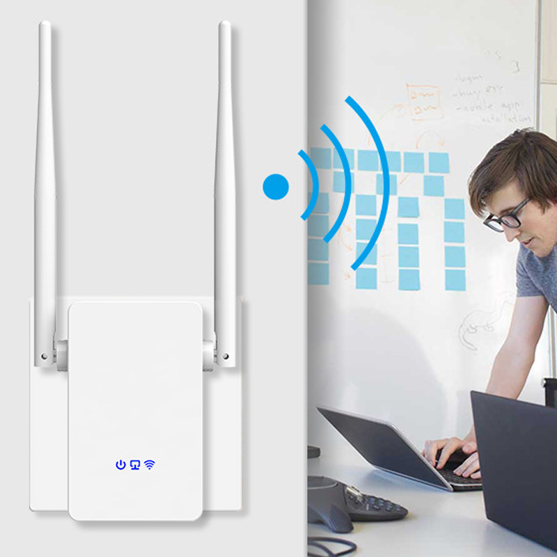 755ac Wifi Repeater Router Dual-band-signal Verstärker Wifi Signal Booster Sl @ 88