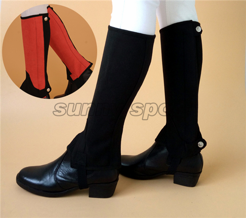 Equestrian Riding equestrian rider Leggings equipment supplies riding Adult and child models Knight Leggings Riding boots