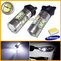 2x Canbus PWY24W PW24W LED Bulbs For Audi A3 A4 A5 Q3 VW MK7 Golf CC Ford Fusion Front Turn Signal Lights, BMW F30 3 Series DRL