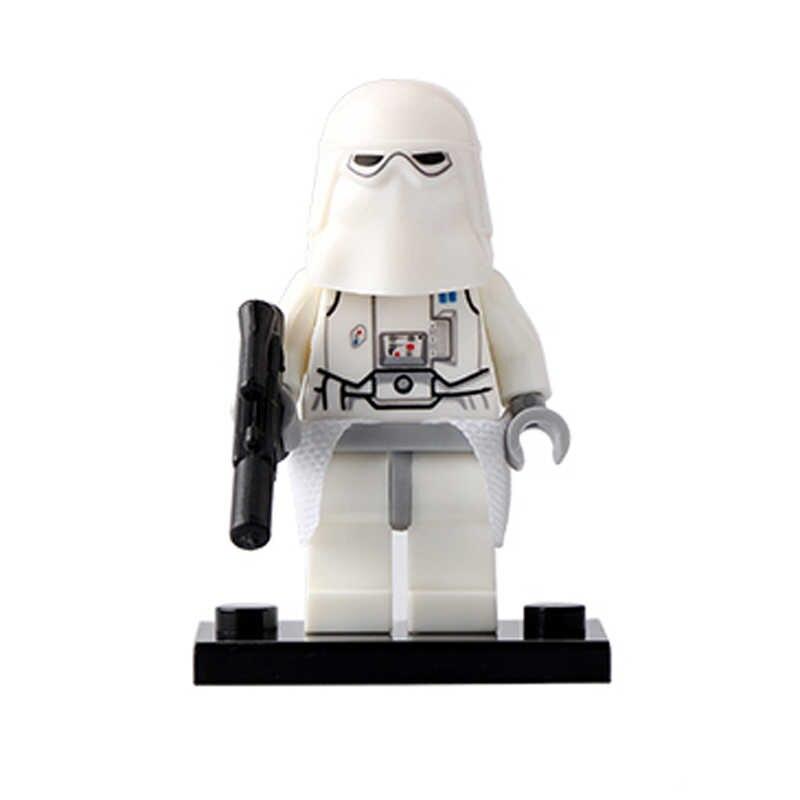 Новые Звездные войны воздушно-десантный клон десантник Sw605 десантник Сената Коммандо капитан мини фиг совместимые legoe Блок Детские игрушки