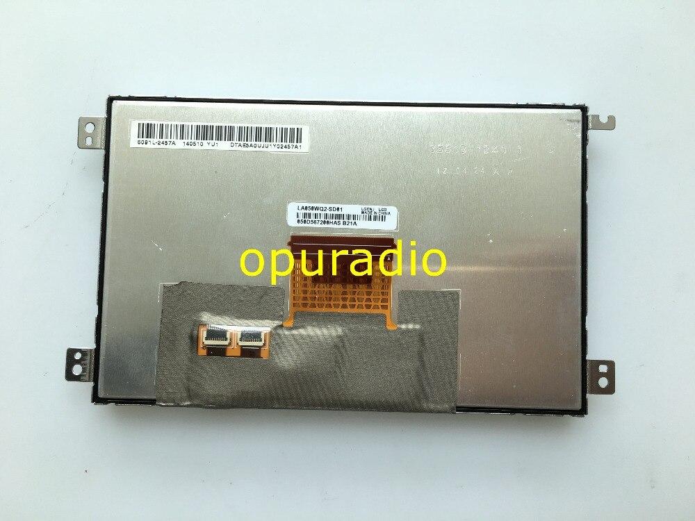 "LQ042T5DZ11 LQ042T5DZ01 Brand New Original  4.2/"" inch LCD Display for Car GPS"